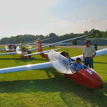 Gliding In Hampshire Picture