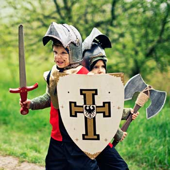 Knight Training for Kids