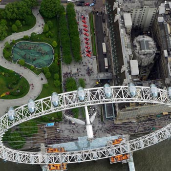 London Heli Tour From Surrey