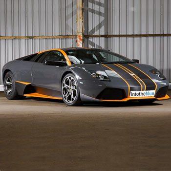 Platinum Lamborghini Thrill