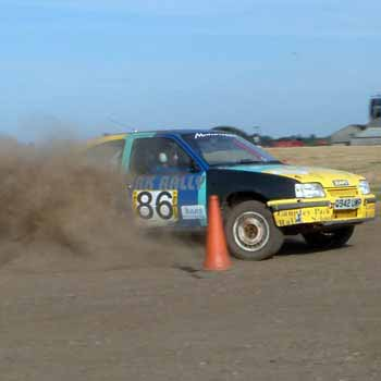 Rally Driving Essex