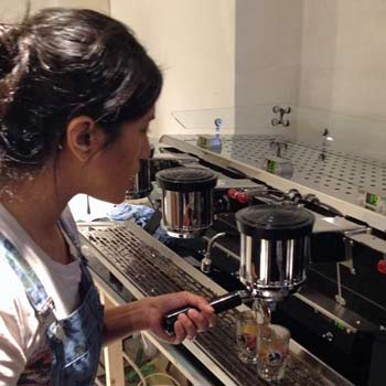 Barista Training Hampshire