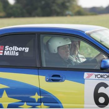 Rally Subaru And Supercar Experience