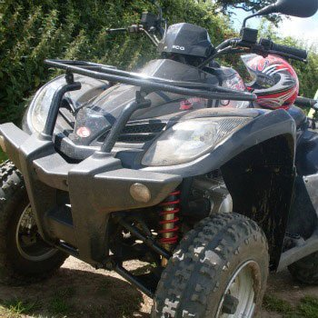 Quad Biking In Suffolk Picture