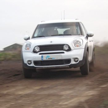 Mini Cooper S Prodrive Rally
