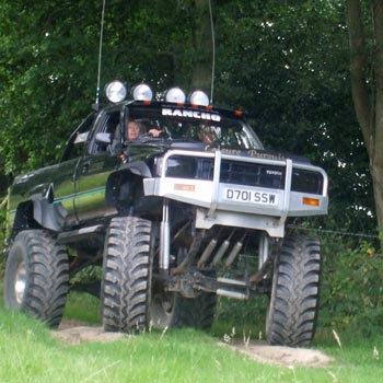 Big Toys Driving Experience