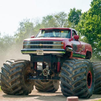 Monster Truck Driving Experience West Sussex
