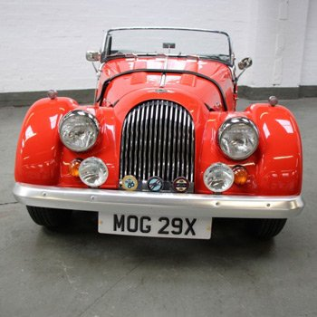 Classic Car Hire Coventry
