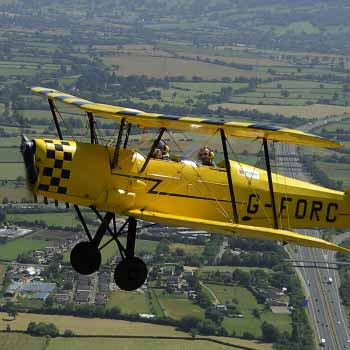 Stampe Flights Gloucestershire