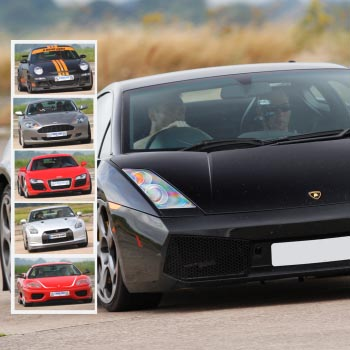 Kids Supercar Choice Oxfordshire Picture