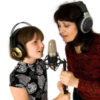 Mum and Daughter Singer