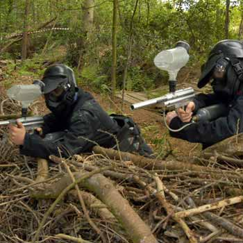 Paintball and Airsoft