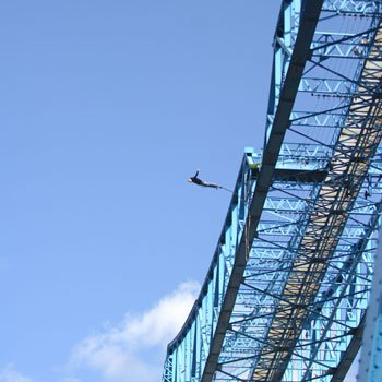 Bridge Bungee  Middlesbrough Picture
