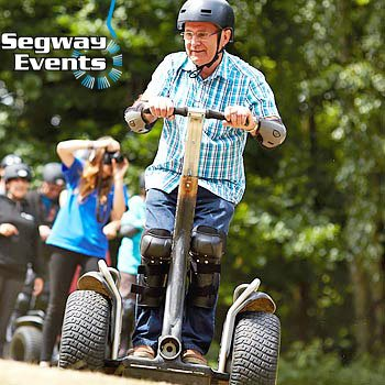 Segway Experience in London