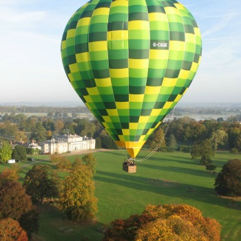 Hot Air Balloon Flights & Rides