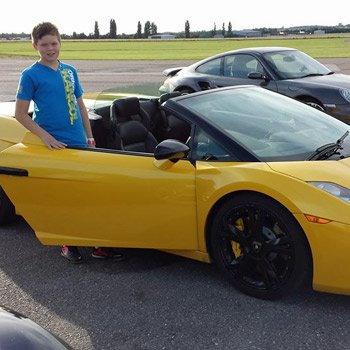 Junior Supercar Choice Test Drive