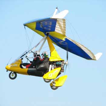 Microlights in Northamptonshire