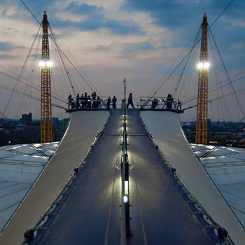 Climb And Dine With Up At The O2 Picture
