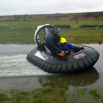 Kids Hovercraft In Cheshire Picture