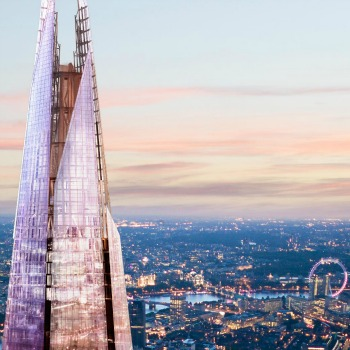 The Shard & Tea for Two