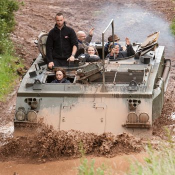 Tank & Military Vehicle Driving Adventure Bristol