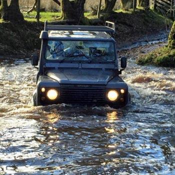 4x4 Off Road East Lothian