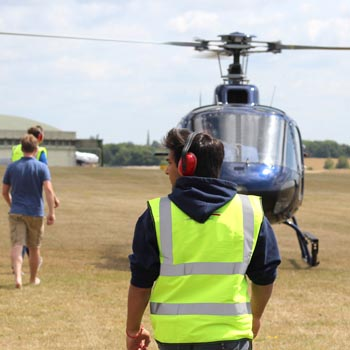 Wolverhampton Helicopter Tours