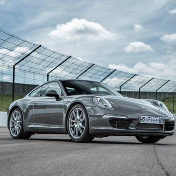 Porsche Circuit Blast