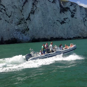 Poole Harbour Powerboat Trips