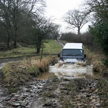 Off Roading County Durham