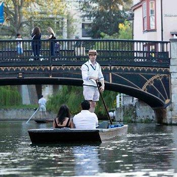Private Punting Tours Cambridge