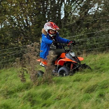 Junior Quads Shropshire