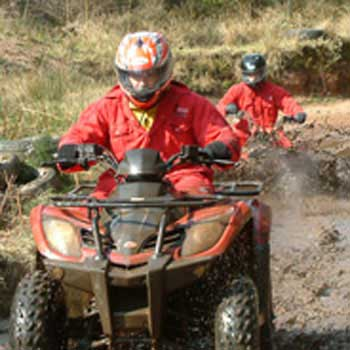 Quad Biking Nottinghamshire