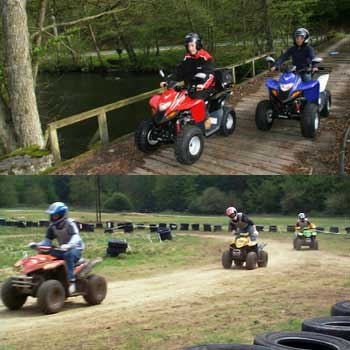 Quads in Sussex