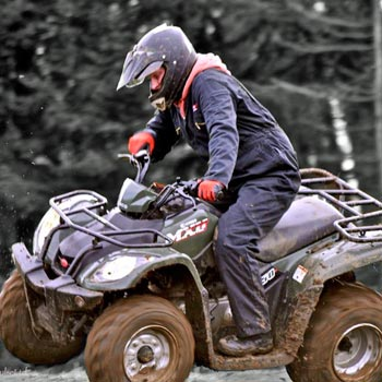 Quad Biking Milton Keynes Picture