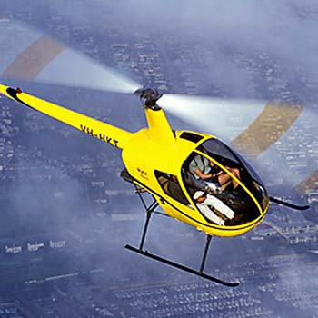 Helicopter Lessons Cambridge Picture