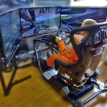 Racing Simulators Brands Hatch