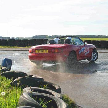 Teen Stunt Driving Picture