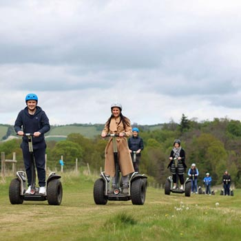 Segway Adventure Leeds Castle Picture