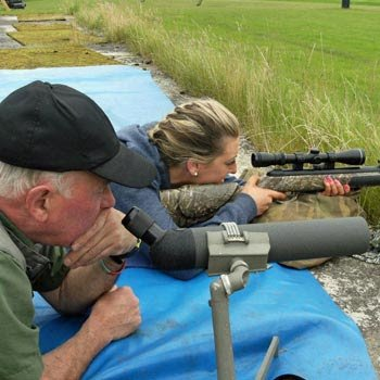 Target Rifle Shooting Newcastle Picture