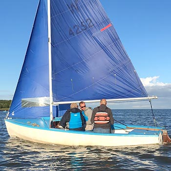 Two Day RYA Sailing Course Scotland