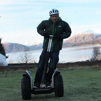 Segway Tour Fort William