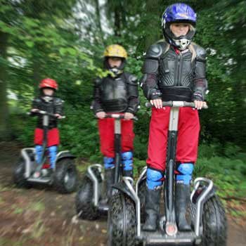 Segway Safari Northumberland Picture