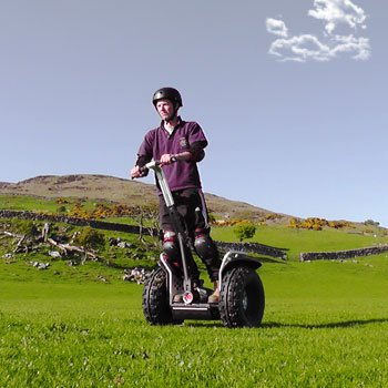 Coastal Segway Dumfries & Galloway