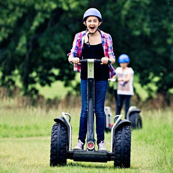 Segway Riding North Yorkshire