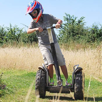 Off Road Segway Surrey Picture