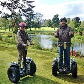 Segways Perthshire Picture