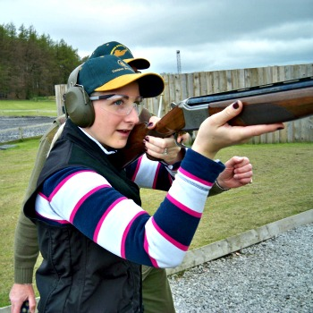 Clay Shooting - Yorkshire Dales Picture