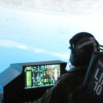 F35 Simulator Newcastle