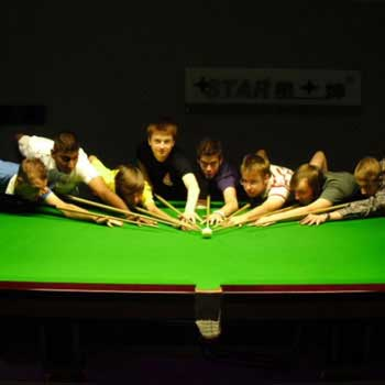 Learn To Play Snooker Picture